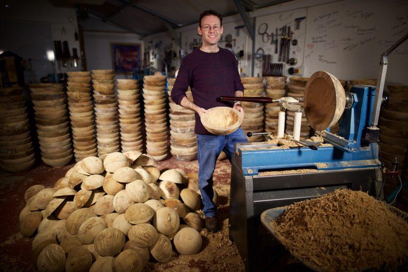 Glenn Lucas Profile Awgb Woodturning Seminar